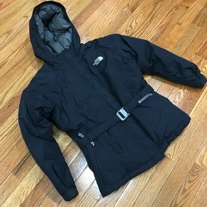The North Face Girls Down Jacket Size L (14-16)